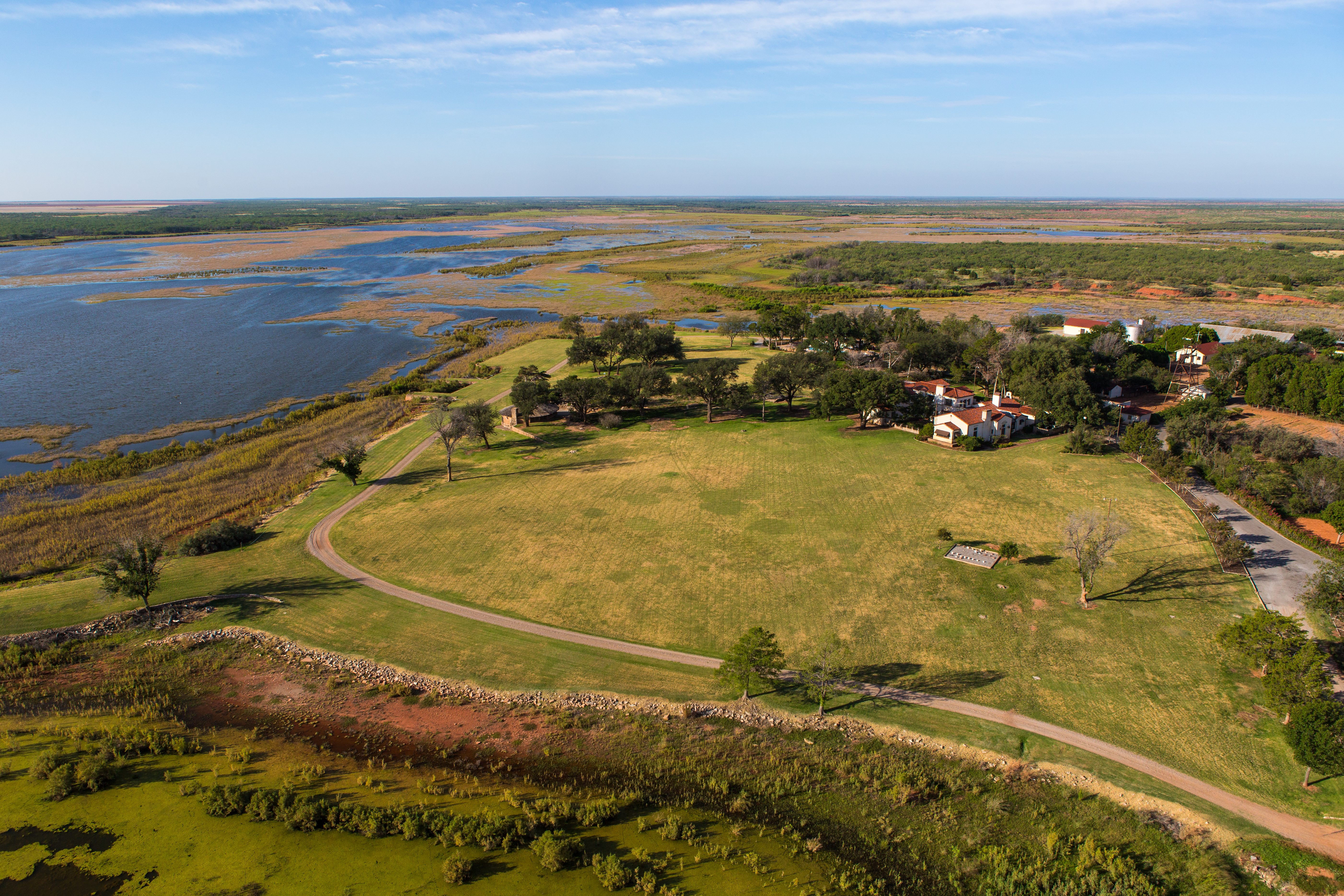 Texan ranch is the world 39 s most expensive property after being put up for sale for 460 million - The waggoner ranch the worlds most expensive estate ...