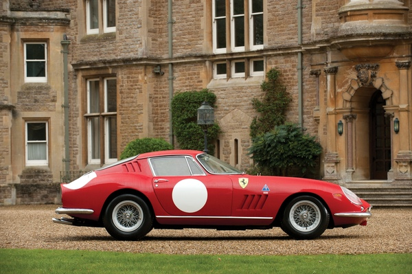 This very rare Ferrari regarded as one of the finest sports cars in history is expected to sell for more than £4 MILLION at auction