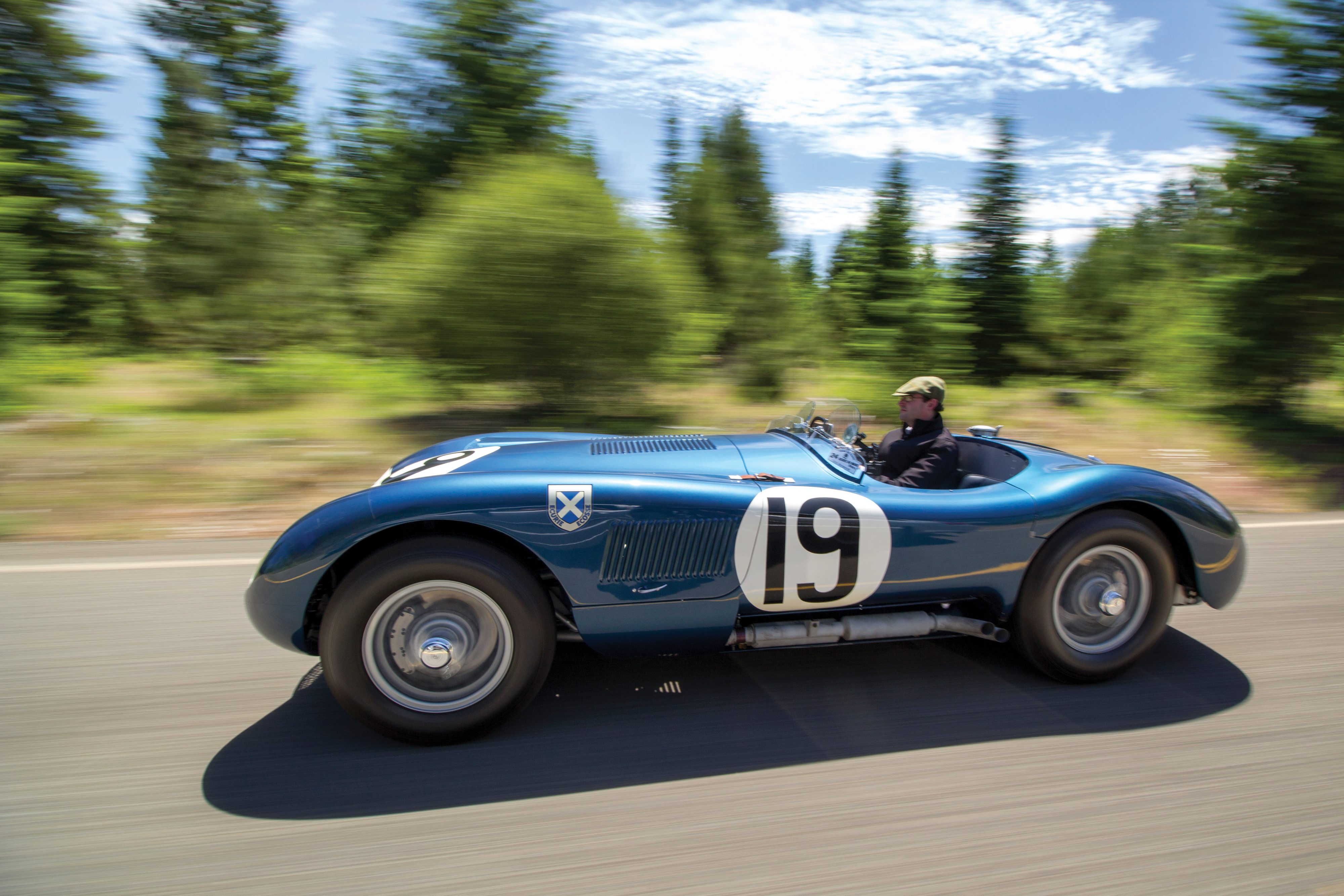 Very rare Jaguar C-Type could become most expensive British car sold ...