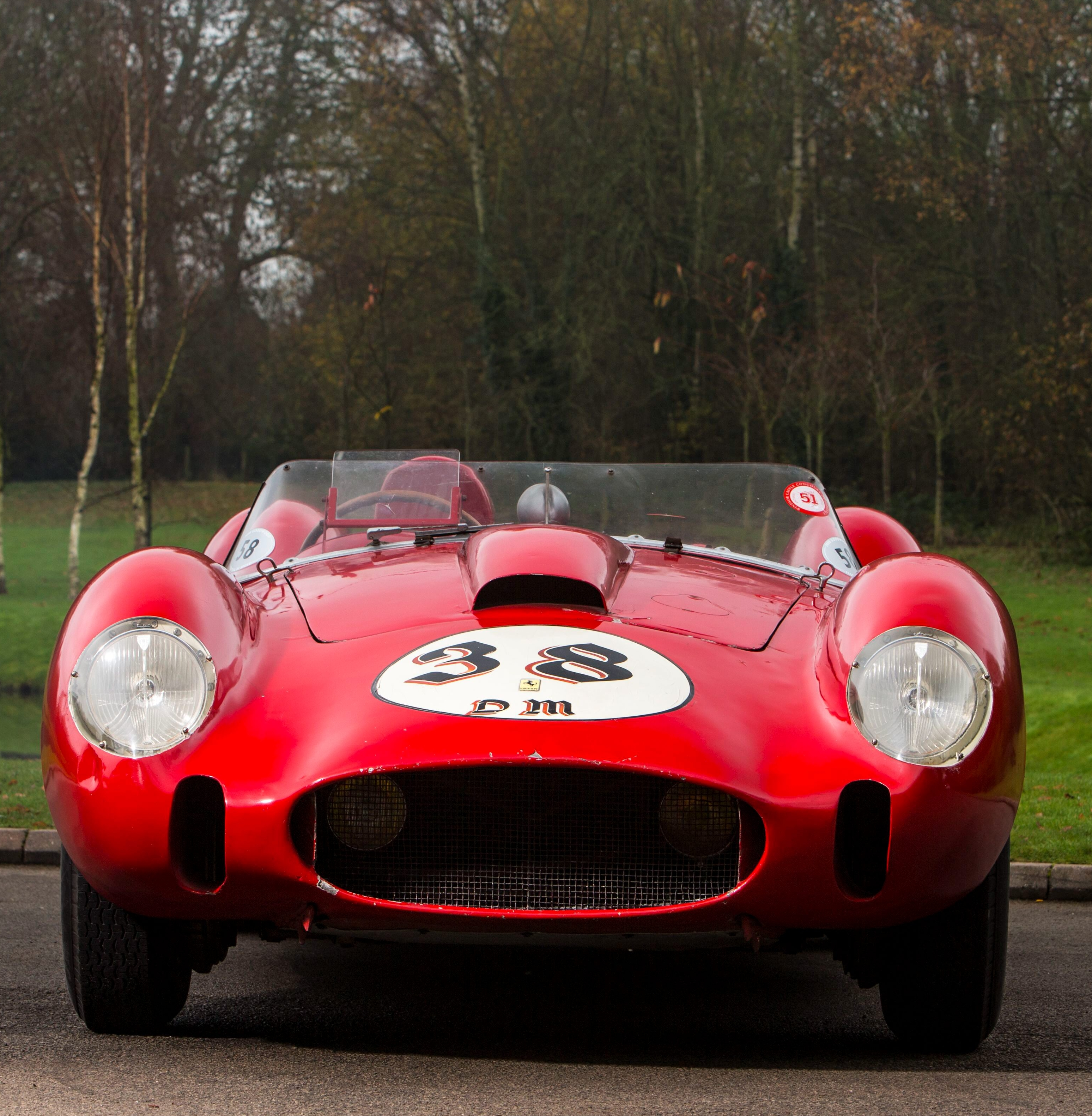 Classic Ferrari Becomes Most Expensive Car Ever Sold In
