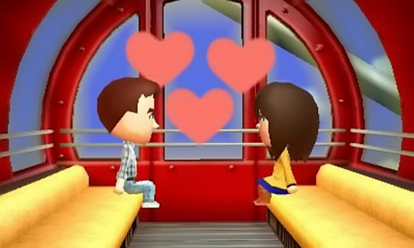 Nintendo's Tomodachi Life simulation game which has banned gay characters