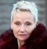 Wheelchair-bound Caroline Moore was abused by Savile in 1977