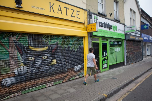 Pop up shops are helping to reinvigorate High Street retail which has suffered since the recession
