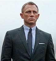 Daniel Craig as James Bond in the new film Skyfall (EON productions/Metro-Goldwyn-Mayer)