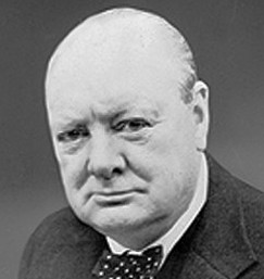 Winston Churchill has been voted the most influential public speaker of all time