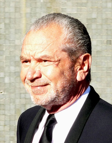 Lord Sugar told a woman accusing him of sexism to 'shut up idiot'