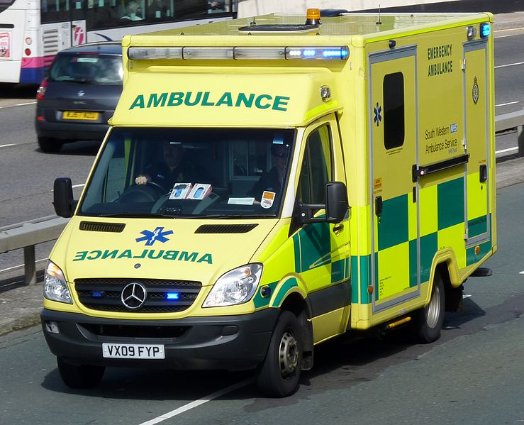 The 999 operator did not want to send out an ambulance for the footballer's broken leg