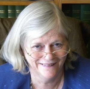 Former MP Ann Widdecombe