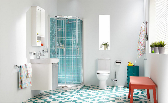 A bathroom from JOYOU