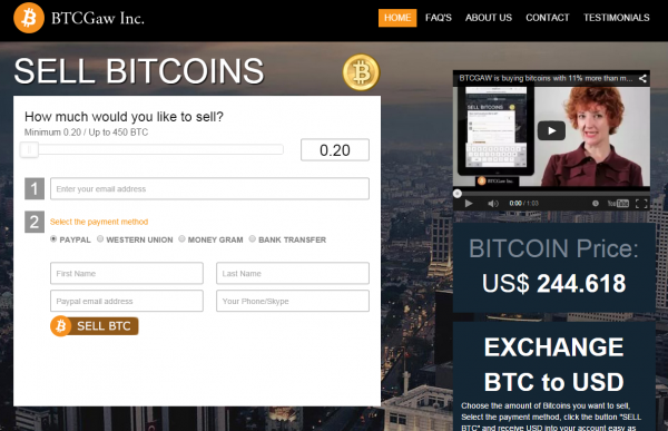 Bitcoin is a new digital curency