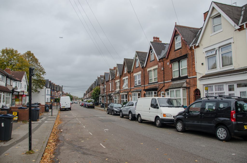 South Road, Erdington, Birmingham.