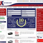The UK Car Discount site has added new search features