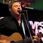Scottish singer Colin Clyne