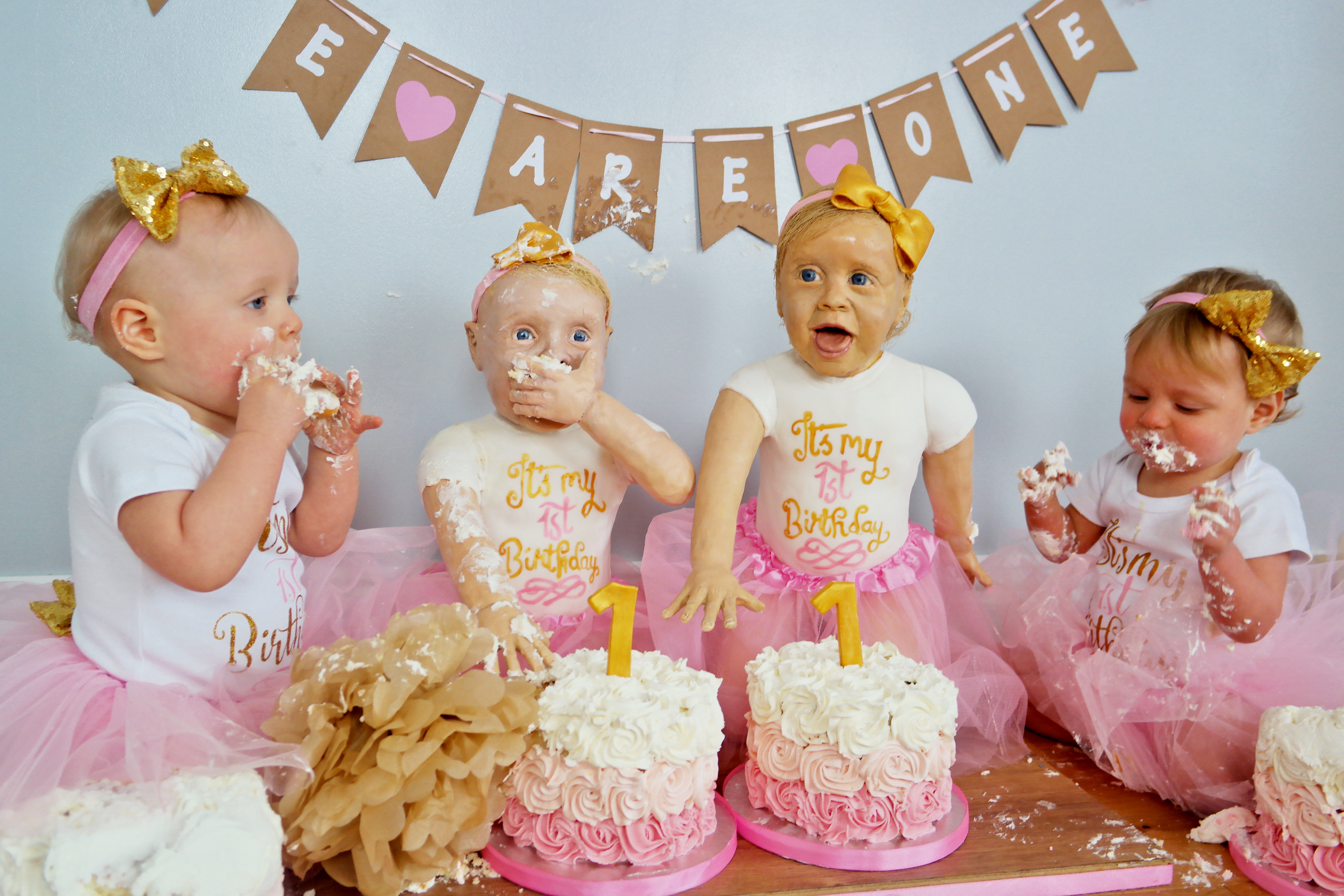 Днем рождения, фото день рождения двойняшек