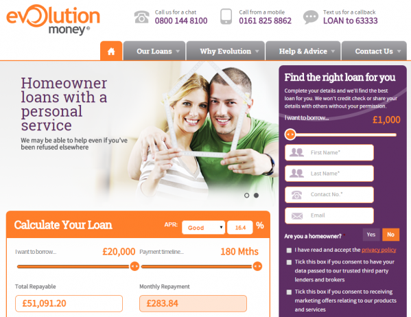 Evolution Money has moved into larger premises