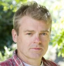 novelist Mark Haddon