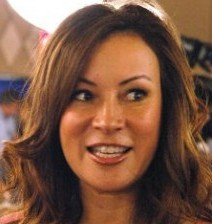 Actress Jennifer Tilly has 17 major finishes in poker
