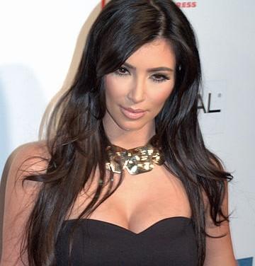 Kim Kardashian's new clothing range didn't get off to a great start in Glasgow