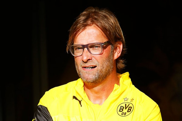 Jurgen Klopp could make a move to the Premier League