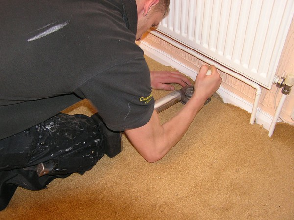 Underlay is as important as the style and durability of carpet