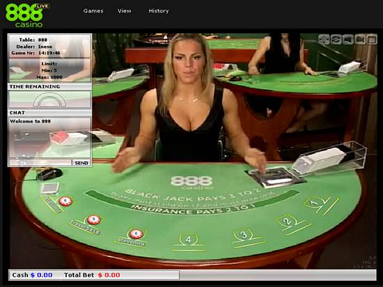 Technology has advanced enough to use live dealers like these