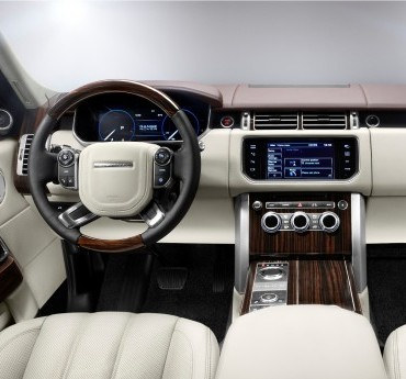 Luxury cars have a number of features to increase safety