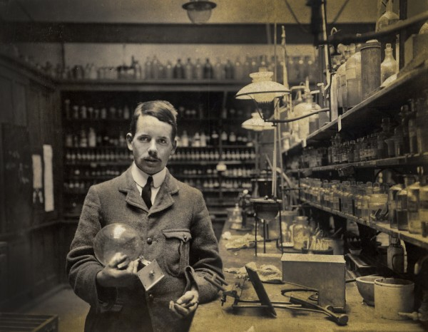 Henry Mosley was a talented young physicist killed after being called up to WWI
