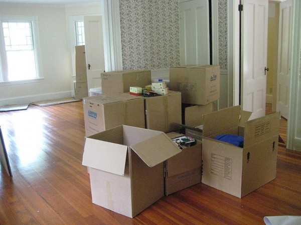 Moving house can be a stressful experience but there are things to do to make it easier