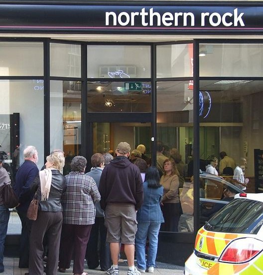 The former treasurer of Northern Rock has been found dead at his home after being haunted by the bank's collapse in 2007