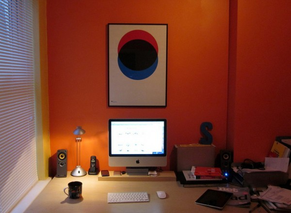 A tidy and organised office is important as we can spend most of our working life there