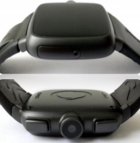 The Omate smart watch brings together smartphone technology into a time piece