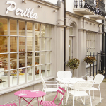 Perilla is an upmarket bakery and cafe in Marylebone
