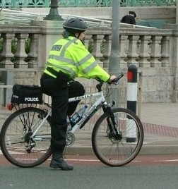 Low morale: More than half of British police plan to quite the force over Government reforms