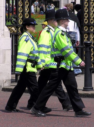 Police have received thousands in compensation claims, with one office being paid off after fell off a chair (file picture)