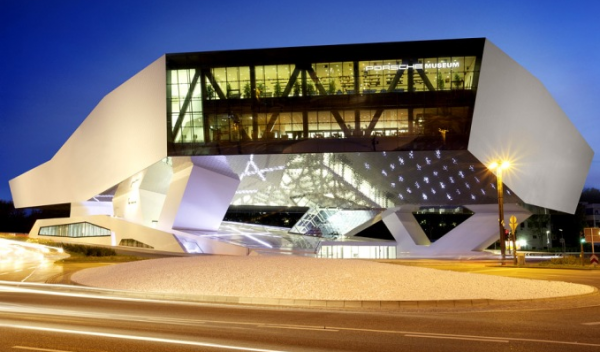 The Porsche Museum is included in the trip