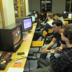 The retro gaming scene is growing in popularity
