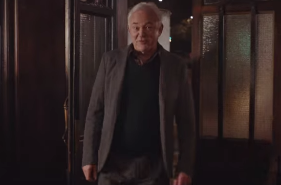 Saga Legal's latest TV advert shows a trip to the pub where legal jargon is used