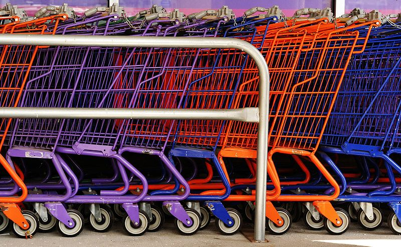 Mothers now make an average of 19 trips a month to a supermarket