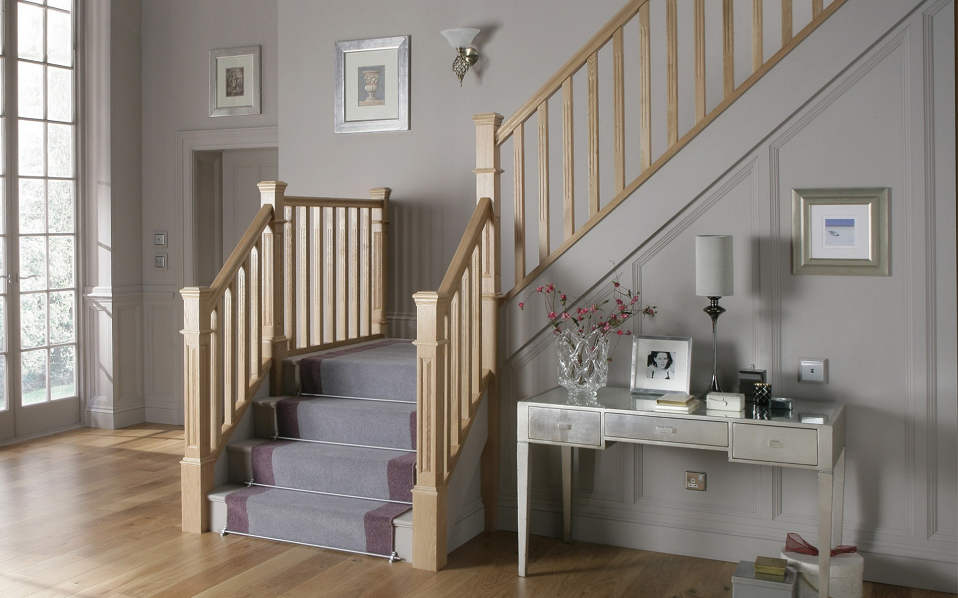 Having A Carpeted Staircase Can Add Texture ...