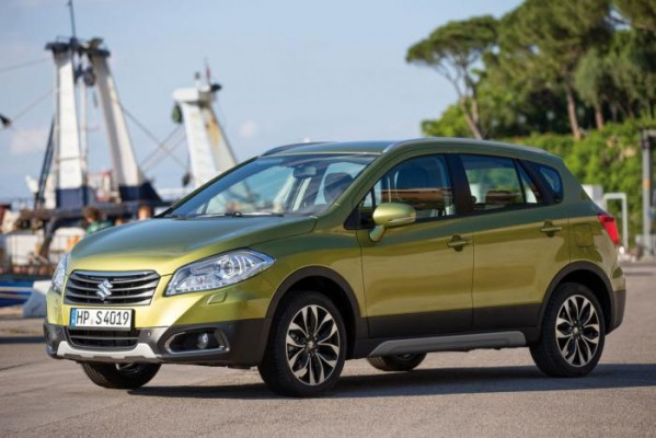 The Suzuki Sx4 is the latest crossover vehicle and has proven to be particularly popular