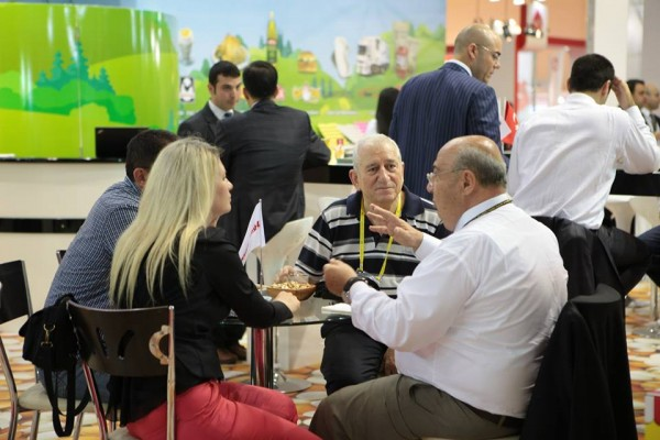 The VIV Turkey trade fair in 2013