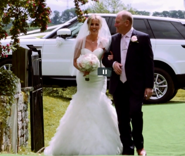 A wedding film maker has won a top award as demand soars for quality videos of the big day