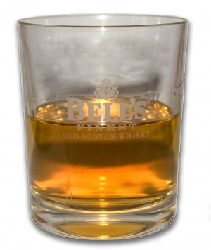 Whisky (pictured), Vodka and Rum were voted as the favourite drinks of people in Britain