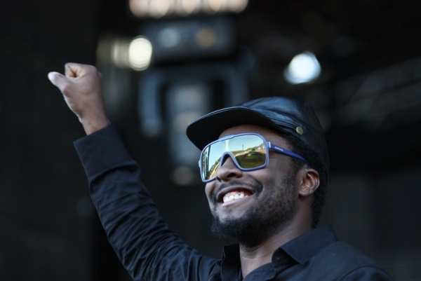 Black Eyed Peas star Will.I.Am suffers with tinnitus