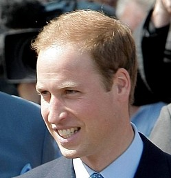 Harry Meade is one of the closest friends of Prince William, pictured