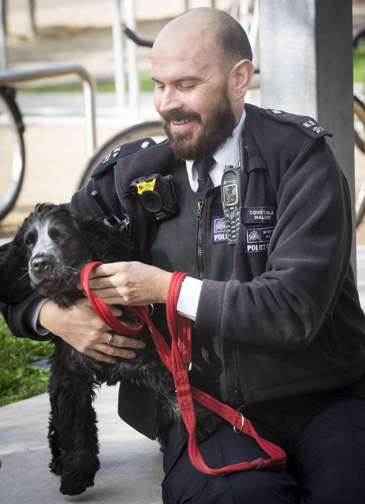 Ian Walker Policeman.