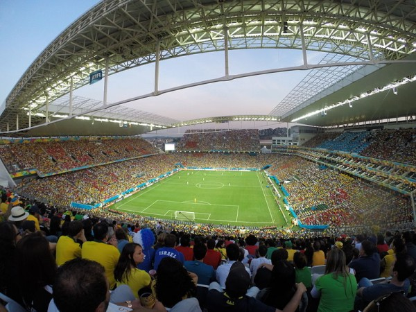 The World Cup is a must for any sports fans bucket list