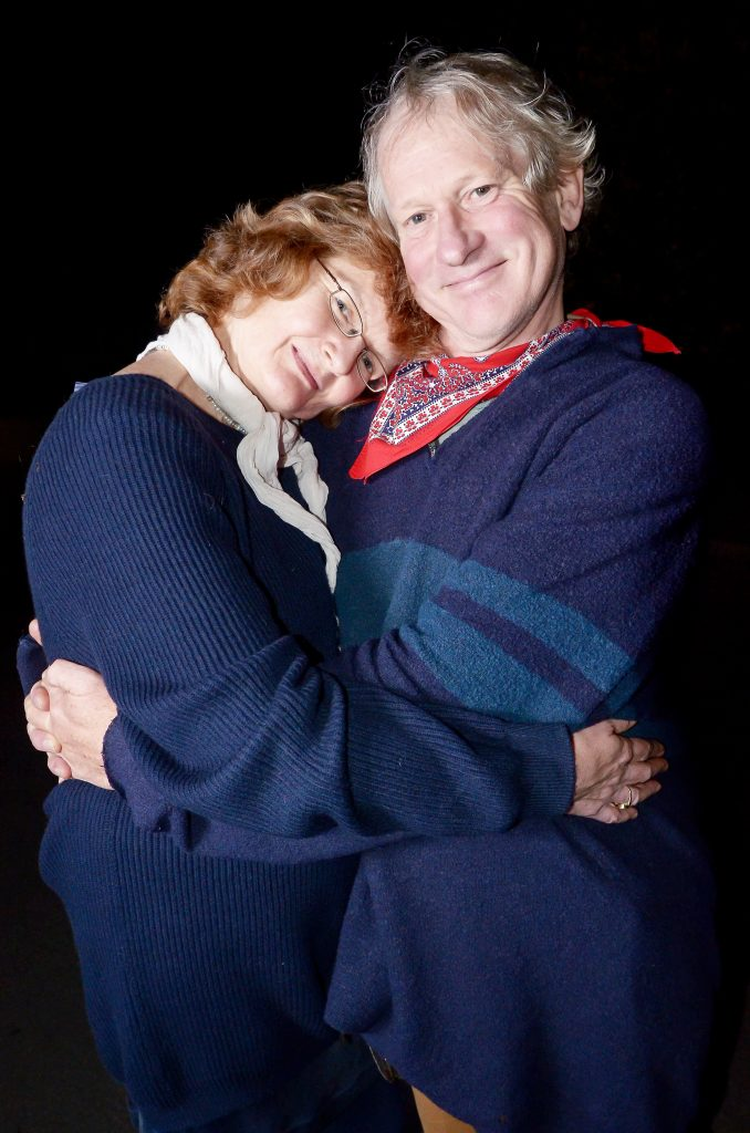Bill Brookman and Madeleine Coburn were kept apart by her strict father only to meet and marry 40 years later, Loughborough, October 26, 2017.